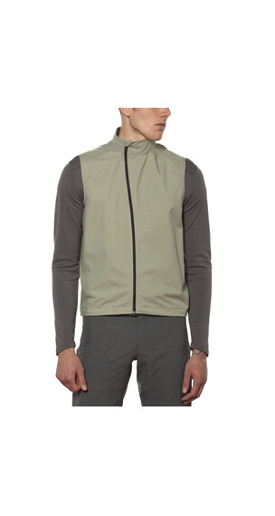 Giro 40 Wind Vest Men green clay